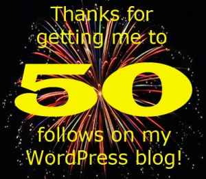 WORDPRESS MILESTONE - 50
