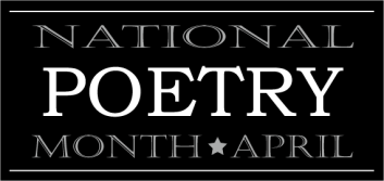 National Poetry Month April - 2