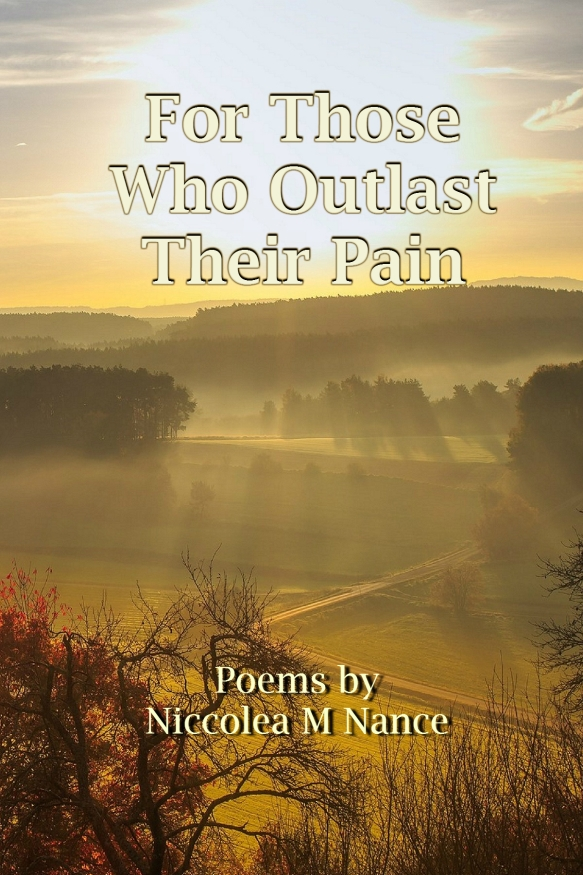 For Those Who Outlast Their Pain - Front Cover